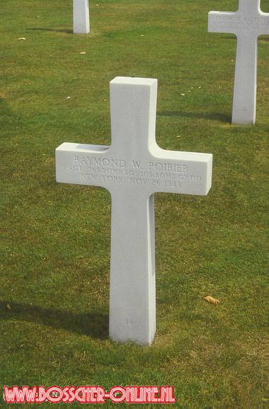 Grave of Raymond W. Poirier