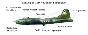 Boeing B-17f